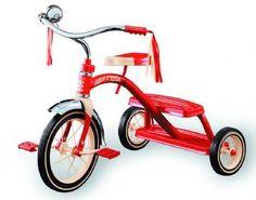 Iso retro kolmipyörä - Radio Flyer 956503 Shop - Eurotoys - Lelut online