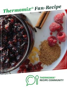 Recipe Delicious Christmas Cranberry Orange & Raspberry Relish by learn to make this recipe easily in your kitchen machine and discover other Thermomix recipes in Sauces, dips & spreads. Candied Orange Peel, Christmas Ham, Yummy Food, Tasty, Recipe Community, Food N, Spice Mixes, Chutney, Gravy