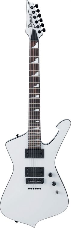 The Ibanez Iceman...chill out dude.