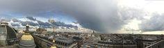 5 Less-Touristy Places for Great Views ofParis #Travel #France #Paris