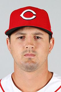 Tyler Mahle - Pitcher - PB/T: Age: 23 - Tyler F. Mahle - Born: in Newport Beach, CA - Draft: Cincinnati Reds, rd. overall) - High School: Westminster, CA - Debut: - Relationship(s): brother of Greg Mahle Fantasy News, Mlb Players, Cincinnati Reds, Newport Beach, Westminster, High School, Relationship, Baseball Cards, Fictional Characters