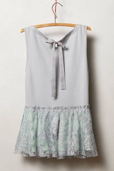 Beatrice Peplum Top - anthropologie.com