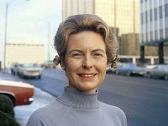 Phyllis Schlafly, chairwoman of GOP Women's Organization,