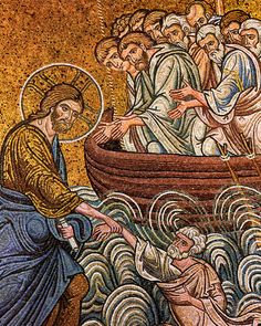 http://corardens.com/wp-content/uploads/2014/08/Peter_Drowning_12th_Century_Mosiac_large.jpg