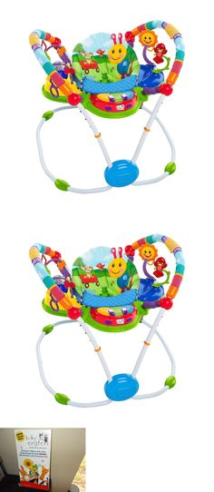 Fisher-Price Jumperoo Luv U Zoo Baby Jumping Bouncer Toy 3DAYSHIP