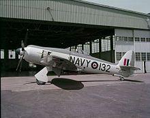Hawker Sea Fury - Wikipedia, the free encyclopedia