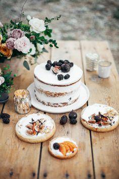 Dear Fall : Cake by - Le Loup