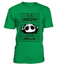 # %5 Unicorn 95% Ninja .  100% CottonImported%5 Unicorn 95% Ninja t shirt,t-shirt for men, women, kid, boy, girlThe Perfect and Unique Gift for Holidays and Special Occasions. We offer shirts to buy for Christmas, Xmas, Halloween, Mothers day, Fathers day, Fourth of July 4th, Thanksgiving, birthday..