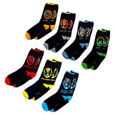 Disney Men's Marvel Socks, 7 Pairs   Disney StoreMen's Marvel Socks, 7 Pairs - Let them 'Marvel' at your sock collection thanks to this superhero set. An ideal gift for Christmas, the seven pairs feature artwork of comic book favourites, including Thor, Iron Man and Wolverine.