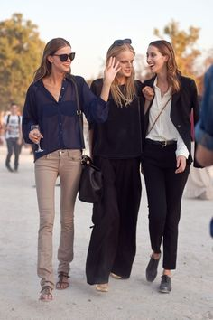 The one in the middle....yep totally my look for summer but I am sure mine is much much much less expensive LOL!