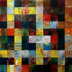 Crosswords Collage By Carles Guitart