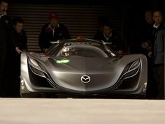 Mazda Furai   Wicked Curves. One Of The Best Expressions Of Organic  Surfacing