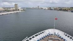 Carnival Fascination Departing Port Canaveral