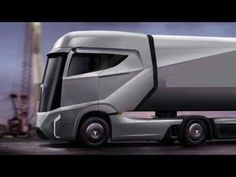 Electric truck: Tesla presents the first image and some details of its n... Electric truck: Tesla presents the first image and some details of its next electric truck  The new electric truck of Tesla, or semi truck A first glance where it is possible to perceive a continuity between the windshield and the top, besides headlights that go with all the line of design that we have seen in the new Model S and Model X...  #TeslaElectricTruck #Tesla #ElectricTruck #Abantech #Autos #renewables…