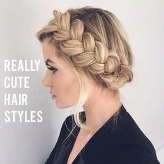 Cute Hair Styles And How To Do Them #Beauty #Trusper #Tip