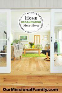 Home Organization Mu