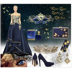 Moon or sun? Girl in moonshine by katie-styles4u on Polyvore featuring Notte by Marchesa, BCBGeneration, Thalé Blanc, Diego Percossi Papi, Retro Sun, Karl Lagerfeld, Masquerade and Marchesa