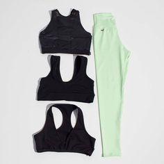 Nada com que se preocupar. A gente tem o look perfeito para a sua segunda!  www.kaisan.com.br   #segunda #foco #vamosla #befitness #gymtime #usekaisan #KaisanBrasil