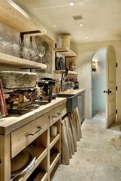Rustic Pantry On Pinterest Pantry Rustic Kitchens And French