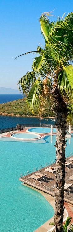 ➗Kempinski Hotel Barbaros Bay, Bodrum Turkey