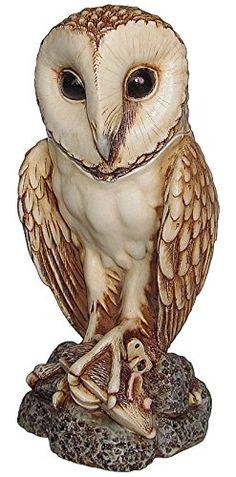 "Harmony Kingdom ""Softly, Softly"" Owl Figurine Harmony Kin... https://smile.amazon.com/dp/B00U6NIW4M/ref=cm_sw_r_pi_dp_U_x_5fjkAbZFG7MSQ"