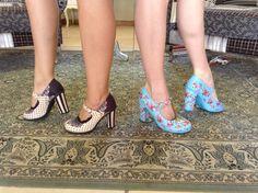 Legs look great in Chocolaticas High Heels!