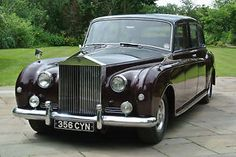 Rolls Royce Phantom V  Park Ward  Formal State Limousine 1961 MAY PX | eBay