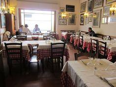 eating bistecca alla fiorentina in florence via Elizabeth Minchilli