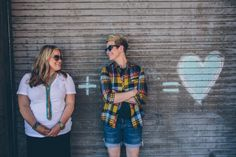 Mer   B   Fort Worth Lesbian Engagement  LOVE this one of my cousin and her fiancee!  Can't wait to celebrate.