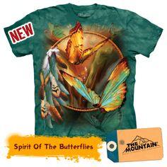 Spirit Of The Butterflies E Spirit, Butterflies, Mountain, Movies, Movie Posters, Art, Art Background, Films, Film Poster