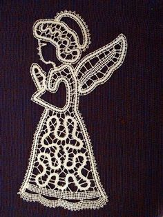 Bildergebnis für paličkovanie Bobbin Lace Patterns, Lace Making, String Art, Minnie Mouse, Embroidery, Diy, Disney Characters, Christmas, Crafts