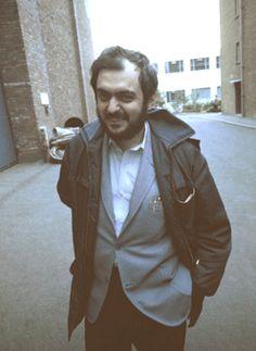 Stanley Kubrick On Set