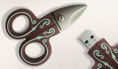 For Me: Smartneedle.com - USB 4Gb drives; To store my Sewing Ideas and free up hard drive space
