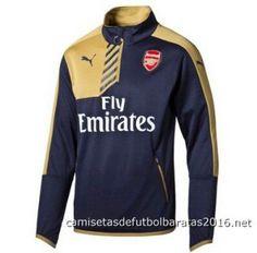 Comprar Camiseta Entrenamiento manga larga Arsenal 2016 121bc590a14f1