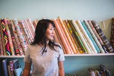 Common Thread Studio Founder and Owner Jin Kim #theeverygirl
