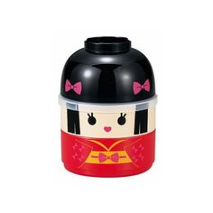 Hakoya Three Tier Kyoto Kokeshi Doll Bento - Hime - £19.50 : Starry Asian Market Online Store, The specialist in Chinese, Japanese, Korean Foods