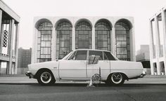 1968 Rover 2000 TC 2