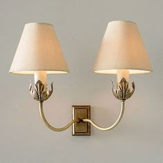 Exquisite range of UK crafted modern and traditional indoor wall lights in glass, brass and black designs for your bedroom, living room and bathroom. Bedroom Lighting, Sconce Lighting, Cool Lighting, Interior Lighting, Traditional Wall Lighting, Indoor Wall Lights, Candle Shades, Standard Lamps, Best Bath