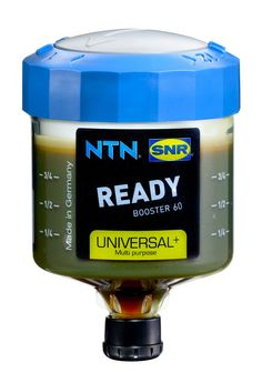 Single-point lubricator LUBER READY 60 UNIVERSAL+ (Universal grease)