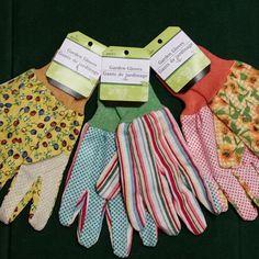 Ideas For Giving Away Door Prizes baby shower door prizes baby shower door prize more 3 Pair Colorful Cloth Garden Gloves Nonslip Palm Nwt Door Prize Gift Centerpiece Gardencollection