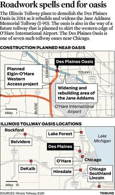 Road work spells end for Des Plaines Oasis (Sept. 27, 2013)