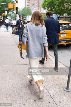 Olivia Palermo seen out in Manhattan on June 5 2017 in New York City
