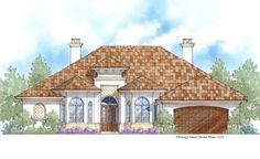House Plan The San Vincenzo by Energy Smart Home Plans
