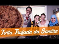 Torta Trufada da Samira - Receita Bake Off Brasil - YouTube