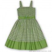 Green Sun Dress