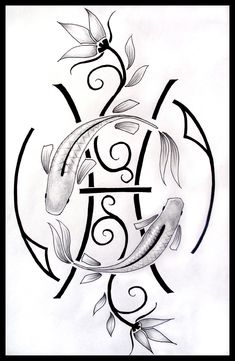 pisces star sign - pisces star sign Informations About pisces star sign - Zodiac Tattoos Pisces, Pisces Tattoo Designs, Horoscope Tattoos, Pisces Horoscope, Astrology, Cute Tattoos, Tribal Tattoos, Body Art Tattoos, Small Tattoos