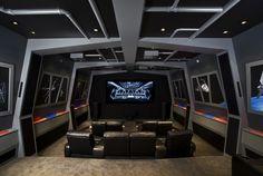 Orren Pickell Building Star Wars Home Theater Design