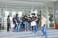Salam perpisahan dengan para pemateri...#BN2011