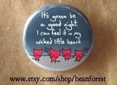 it's gonna be a good night by beanforest on Etsy, $1.50