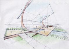 architectural sketch 5 by Mihaio on deviantART
